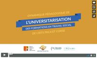 L'Universitarisation des Formations en Travail Social (en Vidéo)