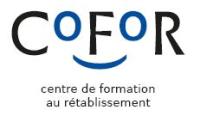 Le COFOR (Centre de formation au rétablissement)
