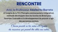 Intervention à l'IRTS : Rencontre avec le Professeur Adalberto Barreto
