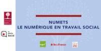 WEBINAIRES : Le numérique en travail social (IRTS Montrouge et Le média social)