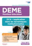 DEME - DC4, implications dans les dynamiques institutionnelles