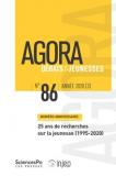 25 ans de recherches sur la jeunesse (1995-2020)
