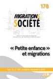 « Petite enfance » et migrations