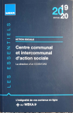 Centre communal et intercommunal d'action sociale Edition 2019/2020