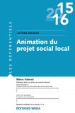 Animation du projet social local