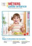 Repas et alimentation des tout-petits