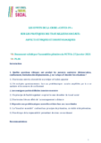 """Les effets de la crise """"Covid-19"""" sur les pratiques des travailleurs sociaux"""